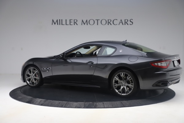 Used 2016 Maserati GranTurismo Sport for sale $64,900 at Aston Martin of Greenwich in Greenwich CT 06830 4
