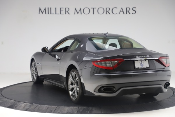 Used 2016 Maserati GranTurismo Sport for sale $64,900 at Aston Martin of Greenwich in Greenwich CT 06830 5