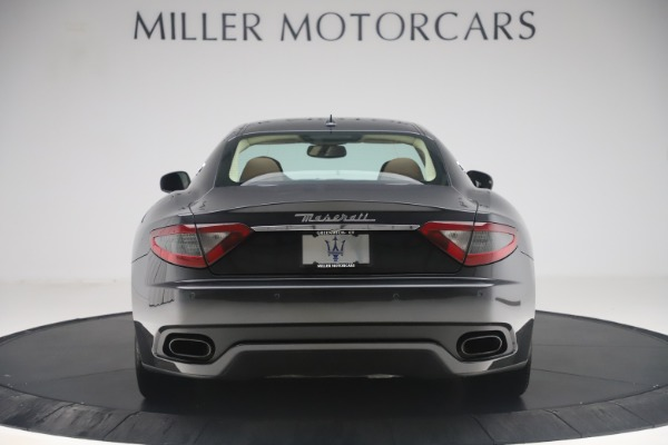 Used 2016 Maserati GranTurismo Sport for sale $64,900 at Aston Martin of Greenwich in Greenwich CT 06830 6