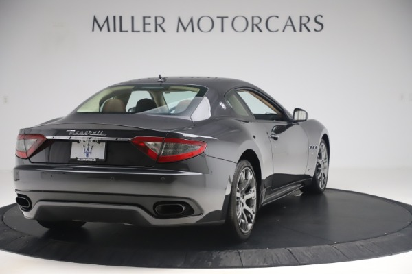 Used 2016 Maserati GranTurismo Sport for sale $64,900 at Aston Martin of Greenwich in Greenwich CT 06830 7