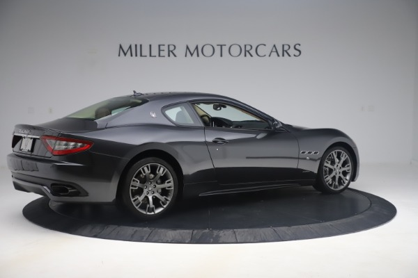 Used 2016 Maserati GranTurismo Sport for sale $64,900 at Aston Martin of Greenwich in Greenwich CT 06830 8