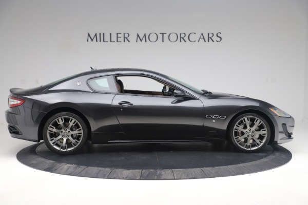 Used 2016 Maserati GranTurismo Sport for sale $64,900 at Aston Martin of Greenwich in Greenwich CT 06830 9
