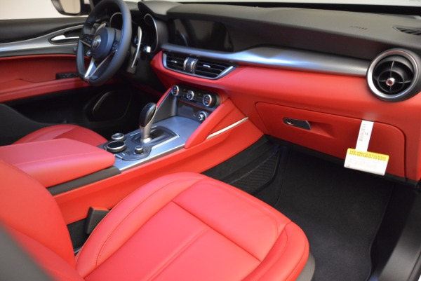 New 2018 Alfa Romeo Stelvio Sport Q4 for sale Sold at Aston Martin of Greenwich in Greenwich CT 06830 19