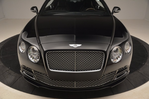 Used 2015 Bentley Continental GT Speed for sale Sold at Aston Martin of Greenwich in Greenwich CT 06830 14
