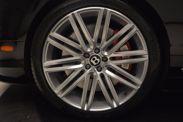 Used 2015 Bentley Continental GT Speed for sale Sold at Aston Martin of Greenwich in Greenwich CT 06830 17