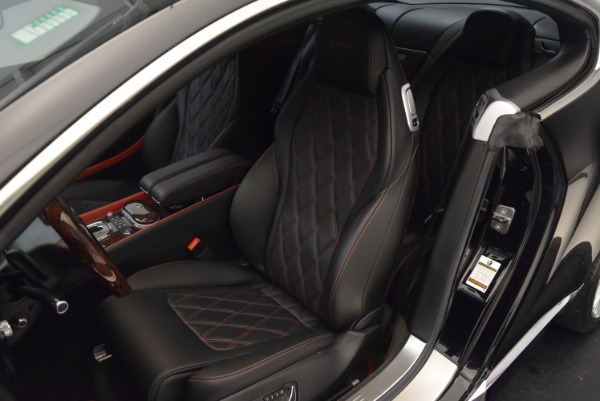 Used 2015 Bentley Continental GT Speed for sale Sold at Aston Martin of Greenwich in Greenwich CT 06830 24