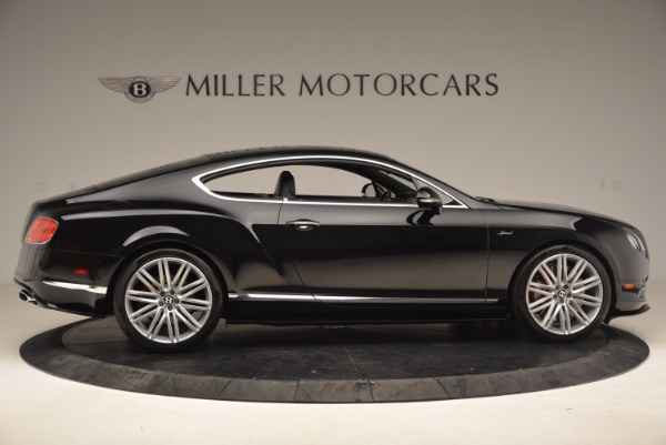 Used 2015 Bentley Continental GT Speed for sale Sold at Aston Martin of Greenwich in Greenwich CT 06830 9