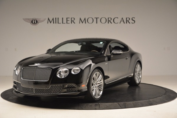 Used 2015 Bentley Continental GT Speed for sale Sold at Aston Martin of Greenwich in Greenwich CT 06830 1