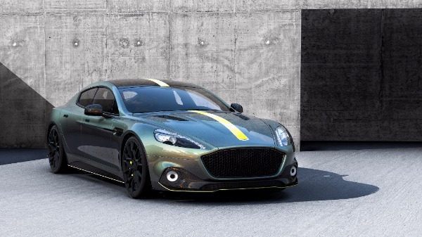 New 2019 Aston Martin Rapide AMR Shadow Edition for sale Sold at Aston Martin of Greenwich in Greenwich CT 06830 2