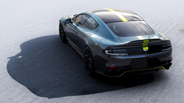 New 2019 Aston Martin Rapide AMR Shadow Edition for sale Sold at Aston Martin of Greenwich in Greenwich CT 06830 7