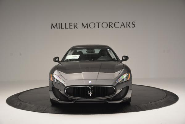 Used 2016 Maserati GranTurismo Sport for sale Sold at Aston Martin of Greenwich in Greenwich CT 06830 12