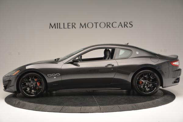 Used 2016 Maserati GranTurismo Sport for sale Sold at Aston Martin of Greenwich in Greenwich CT 06830 3