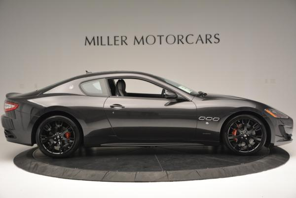 Used 2016 Maserati GranTurismo Sport for sale Sold at Aston Martin of Greenwich in Greenwich CT 06830 9