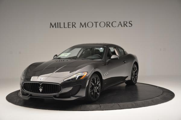 Used 2016 Maserati GranTurismo Sport for sale Sold at Aston Martin of Greenwich in Greenwich CT 06830 1