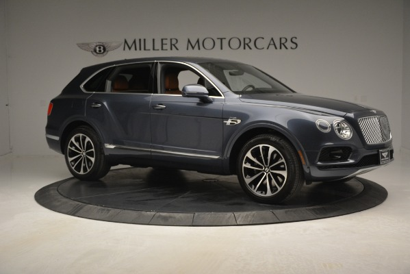 Used 2018 Bentley Bentayga Onyx for sale Sold at Aston Martin of Greenwich in Greenwich CT 06830 10