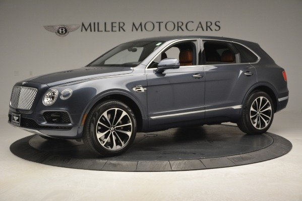 Used 2018 Bentley Bentayga Onyx for sale Sold at Aston Martin of Greenwich in Greenwich CT 06830 2