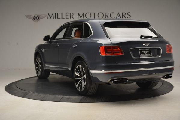 Used 2018 Bentley Bentayga Onyx for sale Sold at Aston Martin of Greenwich in Greenwich CT 06830 5