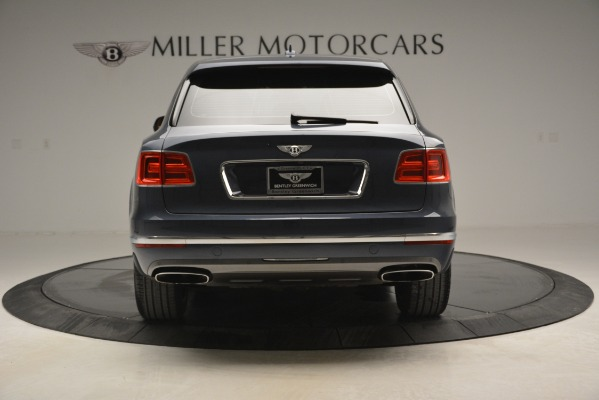 Used 2018 Bentley Bentayga Onyx for sale Sold at Aston Martin of Greenwich in Greenwich CT 06830 6