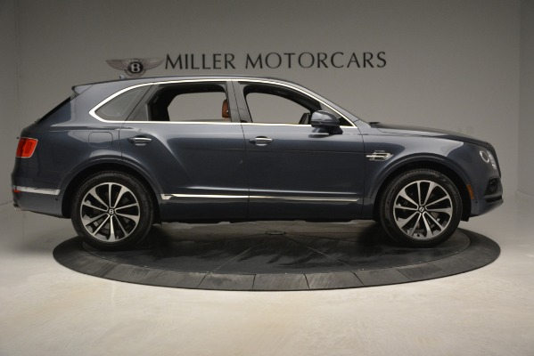 Used 2018 Bentley Bentayga Onyx for sale Sold at Aston Martin of Greenwich in Greenwich CT 06830 9