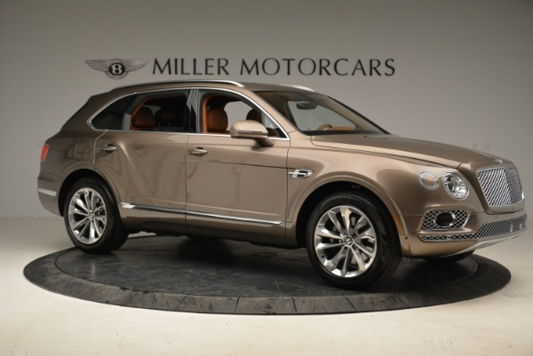 Used 2018 Bentley Bentayga W12 Signature for sale $156,900 at Aston Martin of Greenwich in Greenwich CT 06830 10