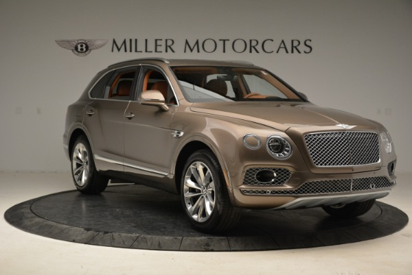 Used 2018 Bentley Bentayga W12 Signature for sale $156,900 at Aston Martin of Greenwich in Greenwich CT 06830 11