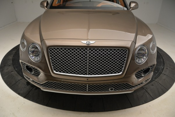Used 2018 Bentley Bentayga W12 Signature for sale $156,900 at Aston Martin of Greenwich in Greenwich CT 06830 13