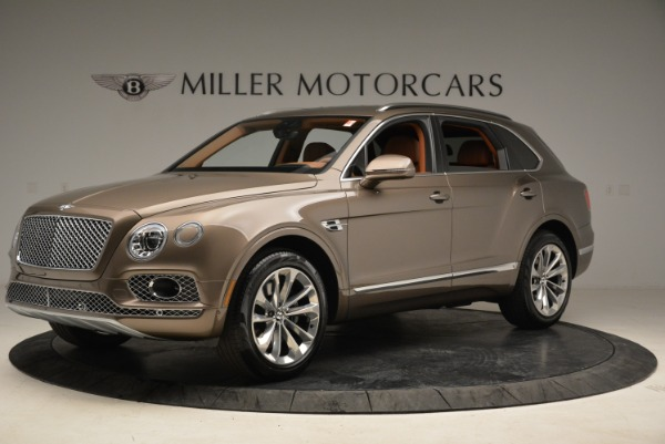 New 2018 Bentley Bentayga Signature for sale Sold at Aston Martin of Greenwich in Greenwich CT 06830 2
