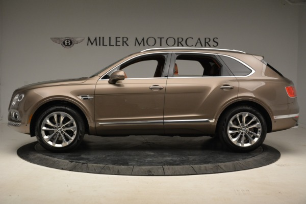New 2018 Bentley Bentayga Signature for sale Sold at Aston Martin of Greenwich in Greenwich CT 06830 3