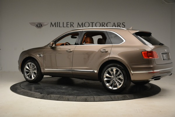 Used 2018 Bentley Bentayga W12 Signature for sale $156,900 at Aston Martin of Greenwich in Greenwich CT 06830 4
