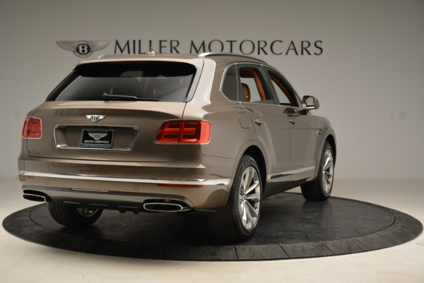 Used 2018 Bentley Bentayga W12 Signature for sale $156,900 at Aston Martin of Greenwich in Greenwich CT 06830 7
