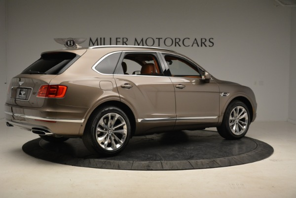 New 2018 Bentley Bentayga Signature for sale Sold at Aston Martin of Greenwich in Greenwich CT 06830 8