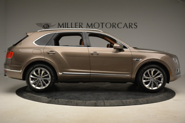 Used 2018 Bentley Bentayga W12 Signature for sale $156,900 at Aston Martin of Greenwich in Greenwich CT 06830 9