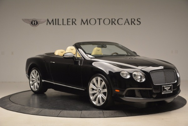 Used 2012 Bentley Continental GT W12 for sale Sold at Aston Martin of Greenwich in Greenwich CT 06830 11