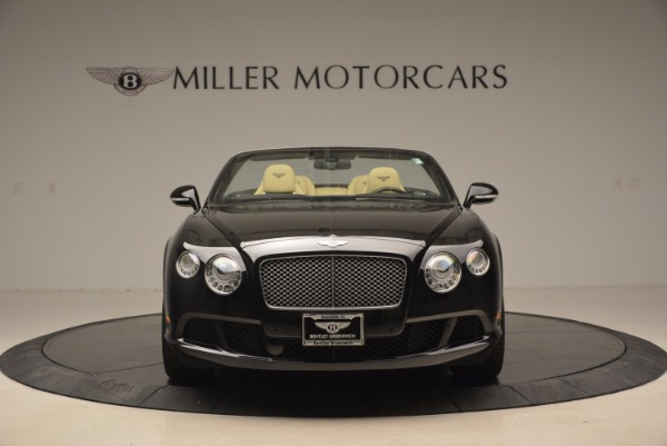 Used 2012 Bentley Continental GT W12 for sale Sold at Aston Martin of Greenwich in Greenwich CT 06830 12