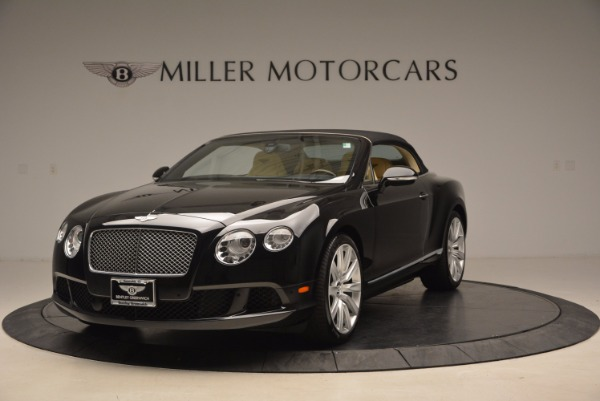 Used 2012 Bentley Continental GT W12 for sale Sold at Aston Martin of Greenwich in Greenwich CT 06830 13
