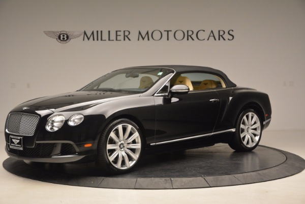 Used 2012 Bentley Continental GT W12 for sale Sold at Aston Martin of Greenwich in Greenwich CT 06830 14