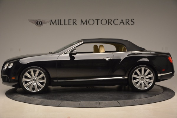 Used 2012 Bentley Continental GT W12 for sale Sold at Aston Martin of Greenwich in Greenwich CT 06830 16