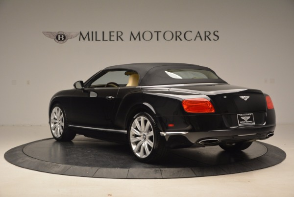 Used 2012 Bentley Continental GT W12 for sale Sold at Aston Martin of Greenwich in Greenwich CT 06830 17