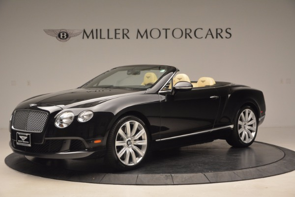 Used 2012 Bentley Continental GT W12 for sale Sold at Aston Martin of Greenwich in Greenwich CT 06830 2