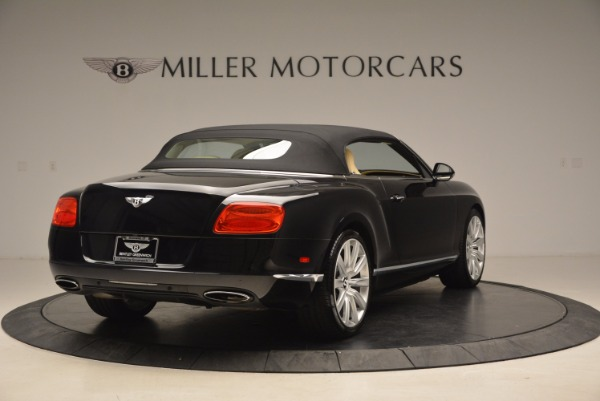 Used 2012 Bentley Continental GT W12 for sale Sold at Aston Martin of Greenwich in Greenwich CT 06830 20