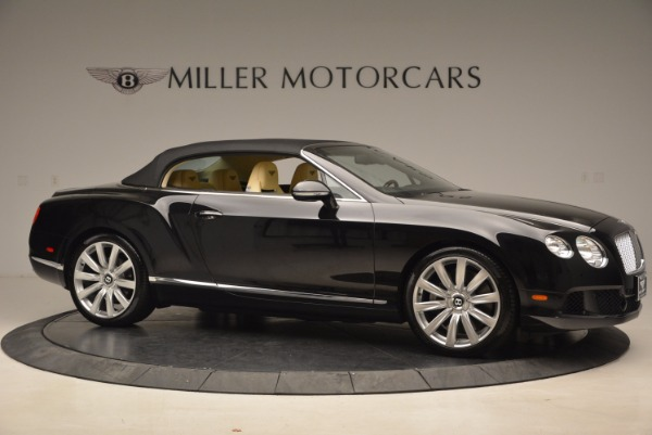 Used 2012 Bentley Continental GT W12 for sale Sold at Aston Martin of Greenwich in Greenwich CT 06830 21