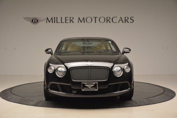 Used 2012 Bentley Continental GT W12 for sale Sold at Aston Martin of Greenwich in Greenwich CT 06830 23