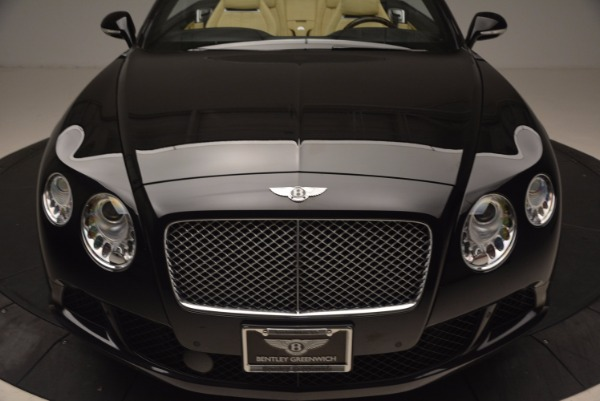 Used 2012 Bentley Continental GT W12 for sale Sold at Aston Martin of Greenwich in Greenwich CT 06830 24