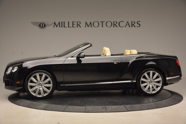Used 2012 Bentley Continental GT W12 for sale Sold at Aston Martin of Greenwich in Greenwich CT 06830 3