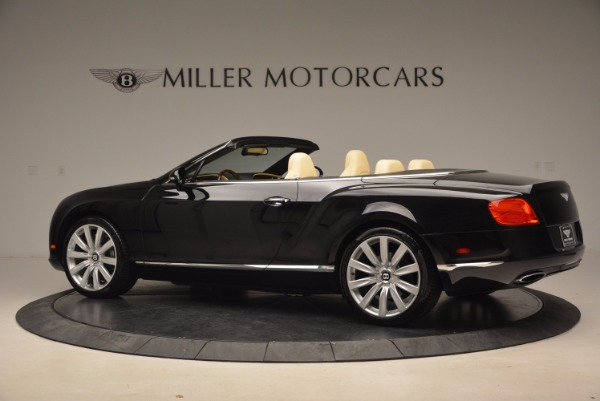 Used 2012 Bentley Continental GT W12 for sale Sold at Aston Martin of Greenwich in Greenwich CT 06830 4