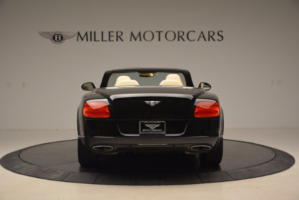 Used 2012 Bentley Continental GT W12 for sale Sold at Aston Martin of Greenwich in Greenwich CT 06830 6