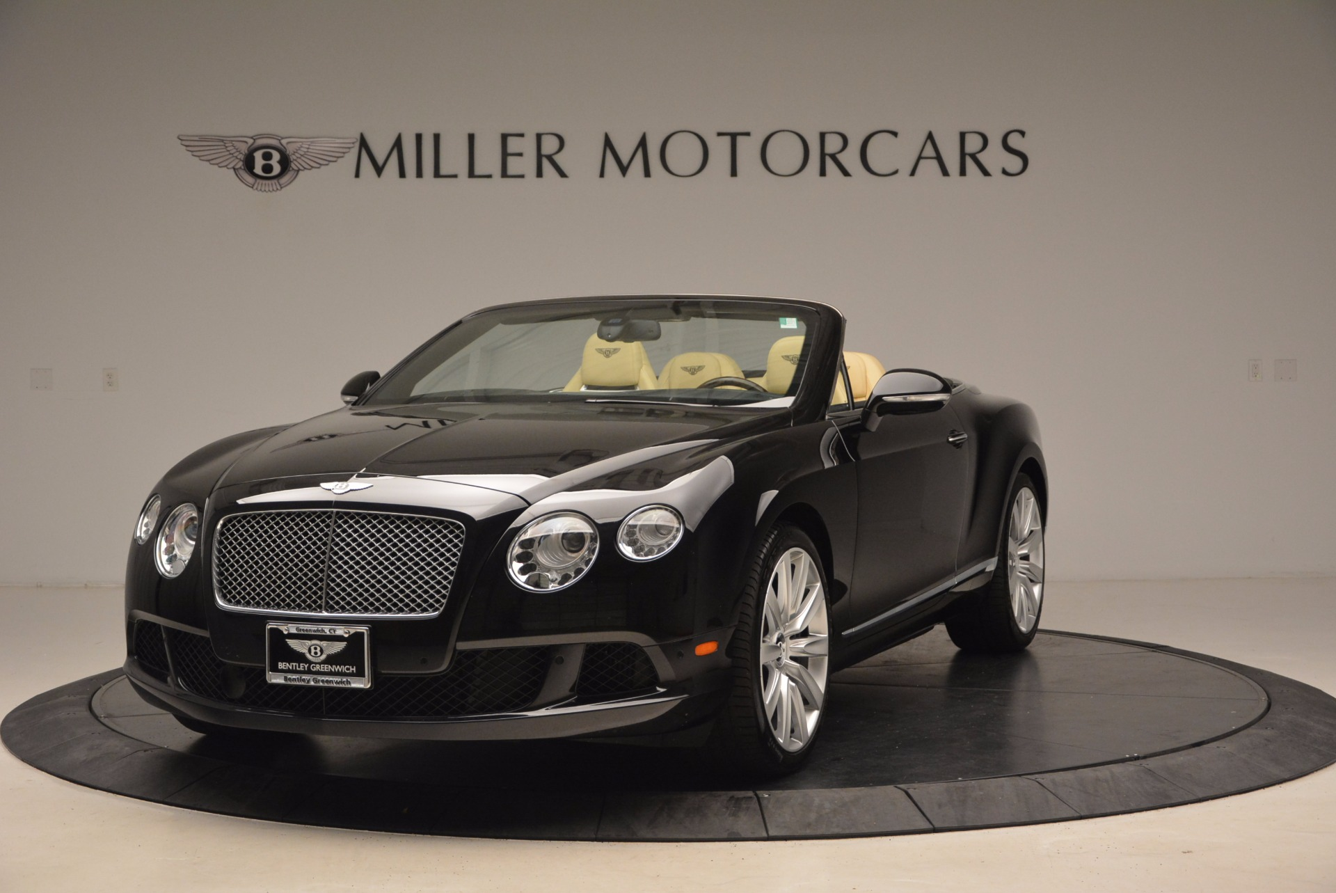 Used 2012 Bentley Continental GT W12 for sale Sold at Aston Martin of Greenwich in Greenwich CT 06830 1