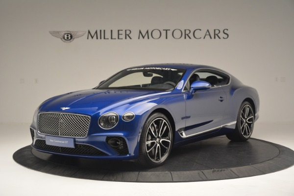 New 2020 Bentley Continental GT for sale Sold at Aston Martin of Greenwich in Greenwich CT 06830 2