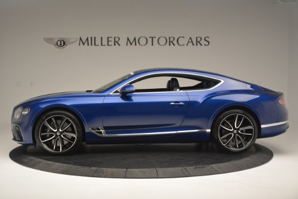 New 2020 Bentley Continental GT for sale Sold at Aston Martin of Greenwich in Greenwich CT 06830 3