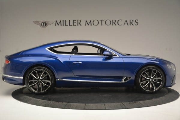 New 2020 Bentley Continental GT for sale Sold at Aston Martin of Greenwich in Greenwich CT 06830 9